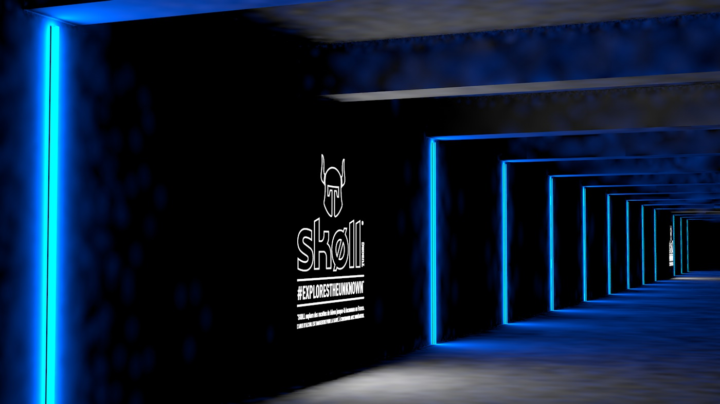 Explores the Unknown For Skoll, Olivier Ratsi.