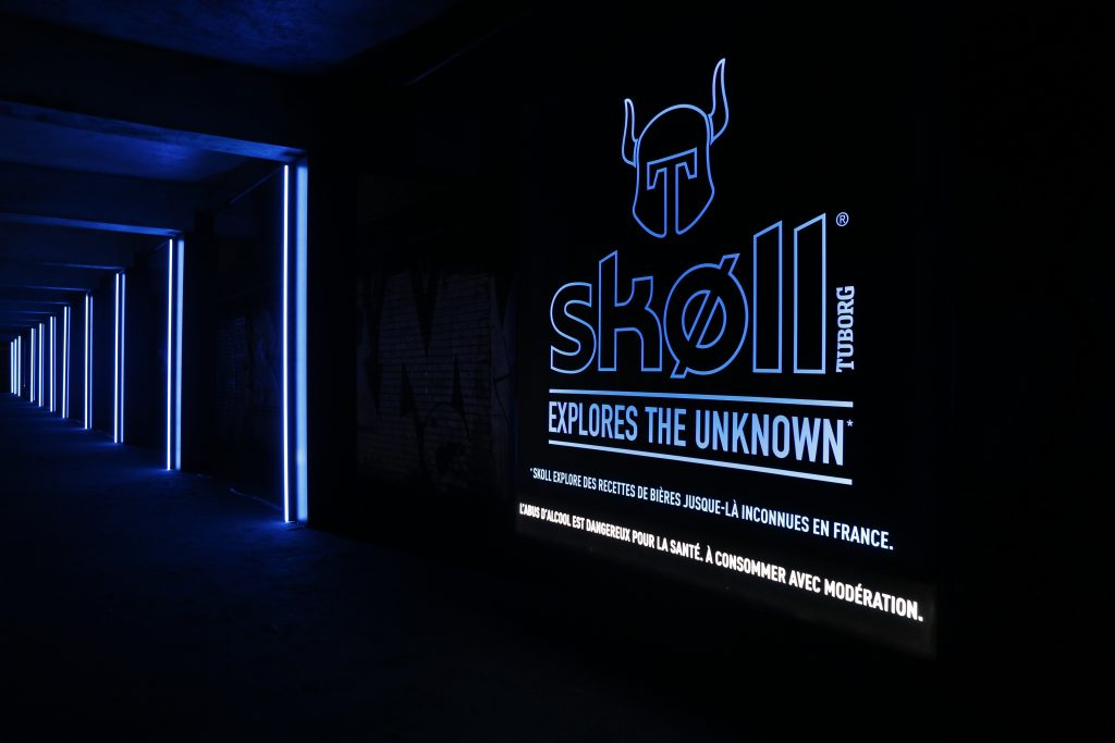 Explores the Unknown For Skoll