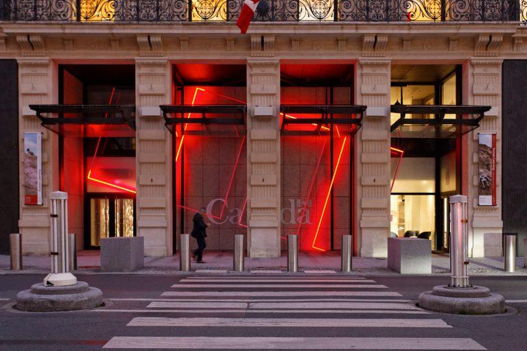 IIII – Exposition Human Learning | Centre Culturel Canadien à Paris