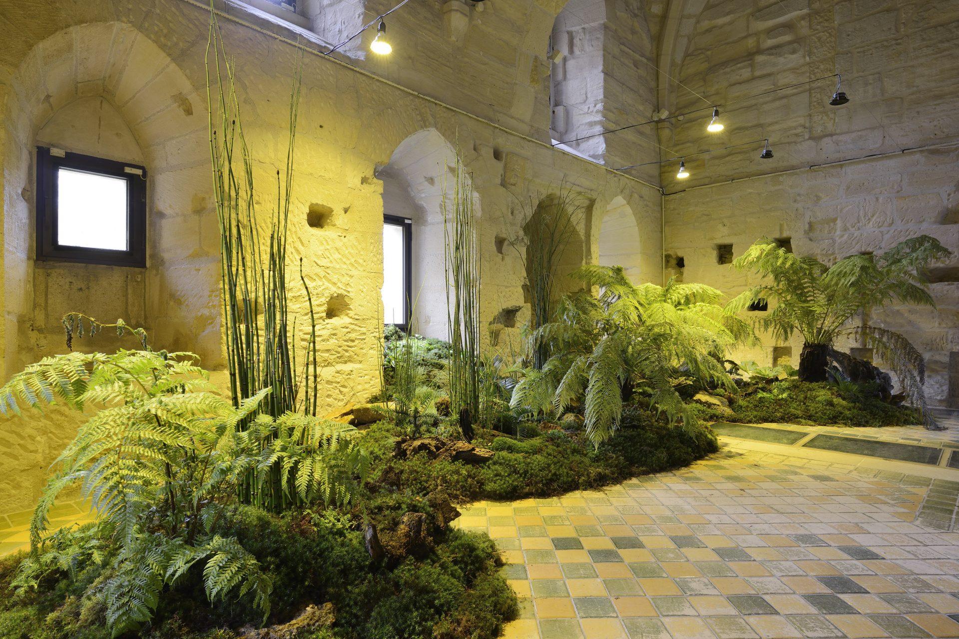 Pro Liturgia : ordinatrices du temps, exposition collective, Abbaye de Maubuisson.