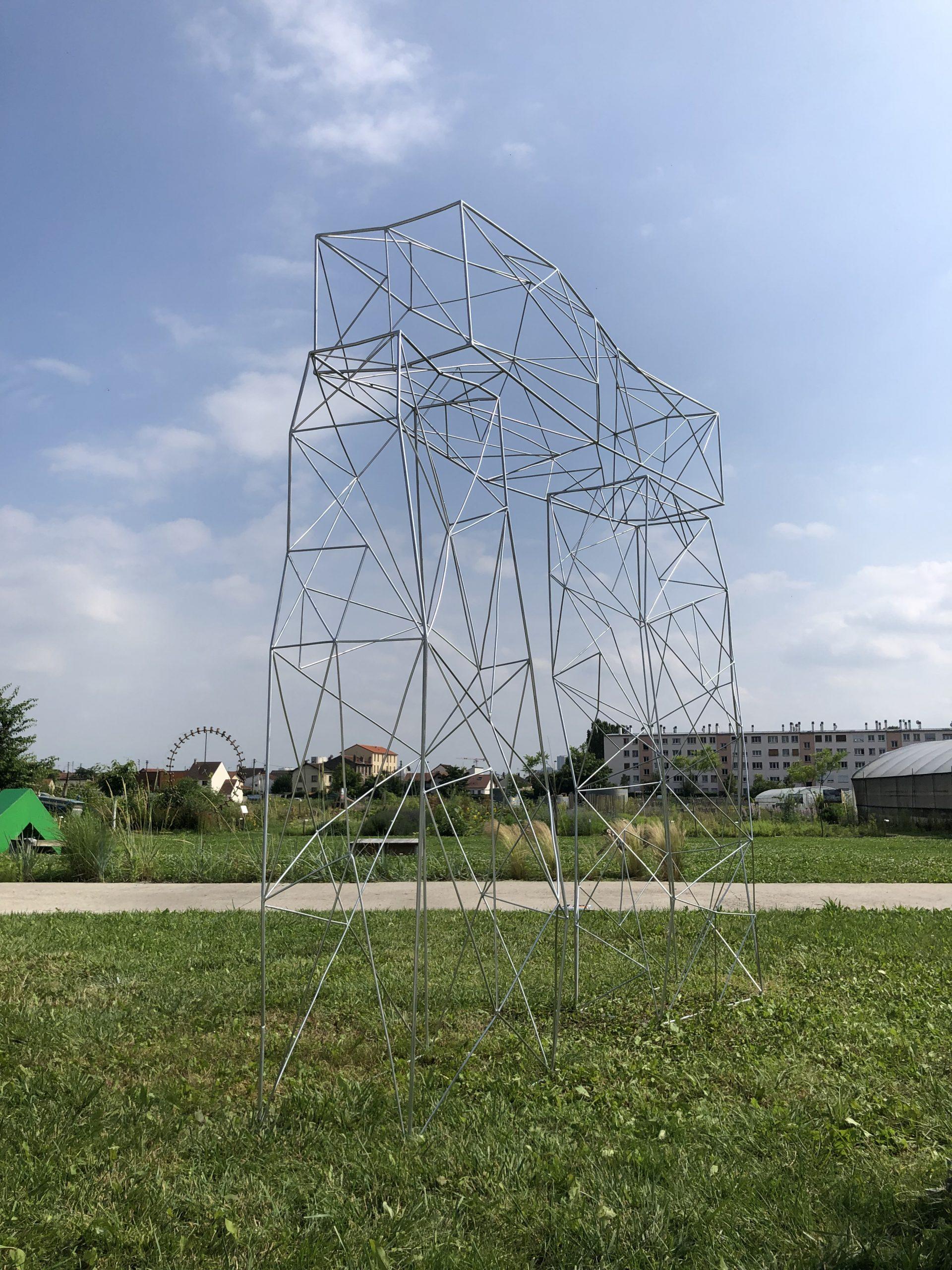 Installation artistique Lagedefer